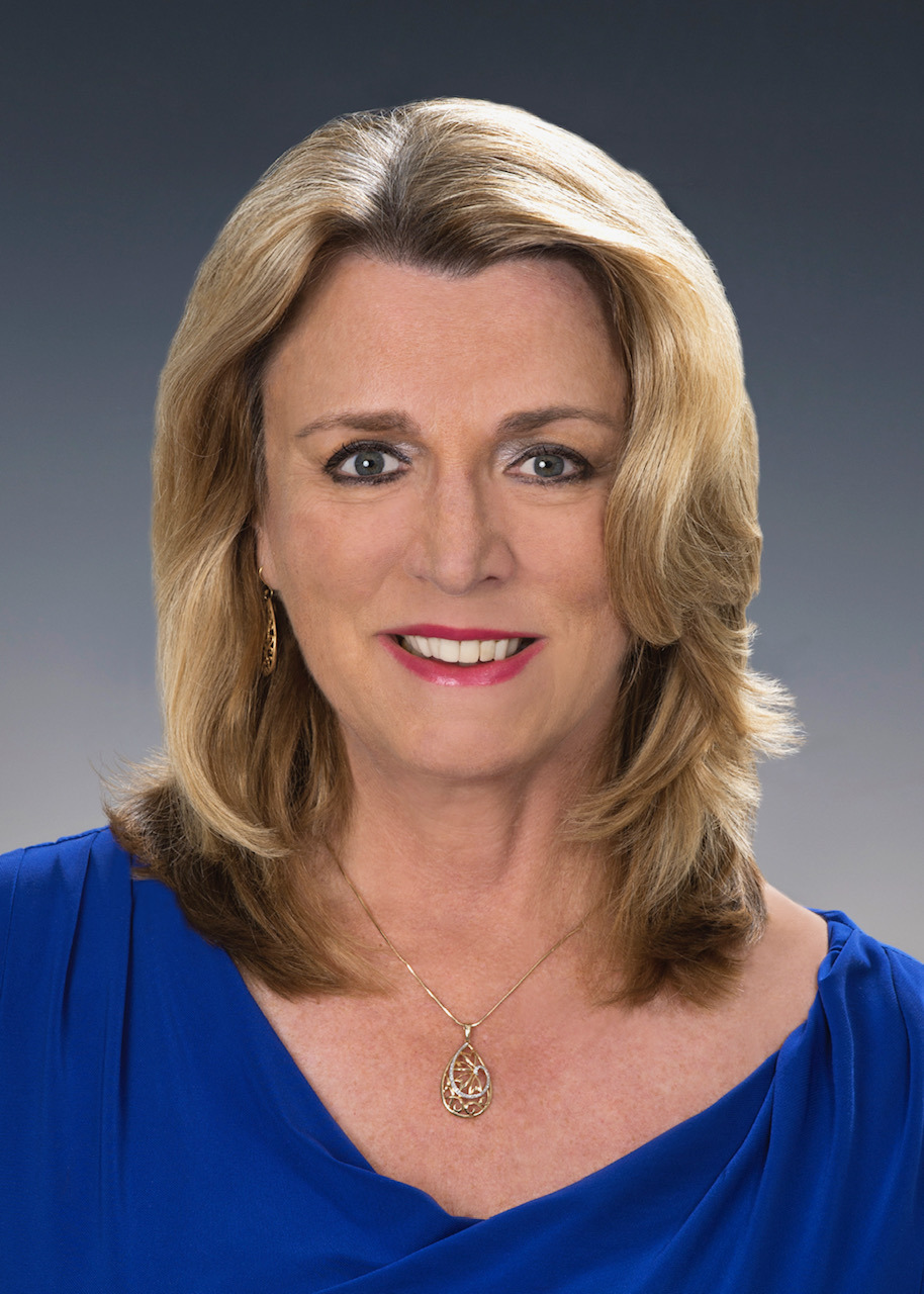 Deborah James headshot, College of Charleston School of Business Women for Women Summit