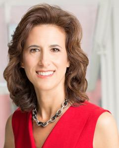 Headshot of Lisa Shalett, Speaker at the Women for Women Summit
